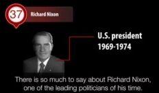 VOA慢速英语:Richard Nixon: Resigned