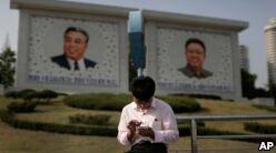 朝鲜慢慢的接入互联网