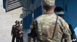 韩国称朝鲜试图射杀叛逃士兵