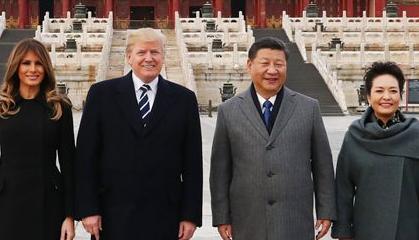 英语访谈节目:特朗普呼吁中国对朝鲜采取更多行动
