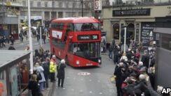 VOA慢速英语:咖啡为伦敦公车提供动力