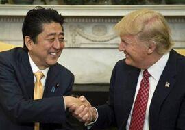 英语访谈节目:特朗普在东京就贸易及朝鲜问题发表讲话