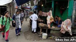 印度的印度教徒袭击穆斯林和偷牛