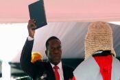 VOA常速英语:An Historic Moment for Zimbabwe