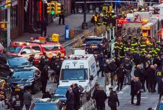 VOA慢速英语:纽约曼哈顿发生爆炸致4人受伤