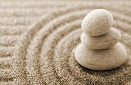 英语美文:沙子与石头