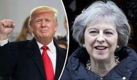 BBC在线收听下载:特朗普与特蕾莎罕见互喷
