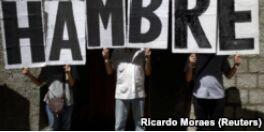 VOA常速英语:U.S. Concerned for Well-Being of Venezuelan People