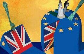 BBC在线收听下载:英国希望脱欧后与美国建立双边贸易