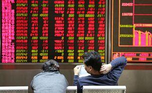 国际投资者追逐中国股票