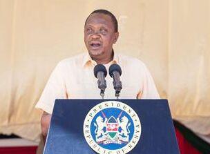 国际英语新闻:Kenya launc