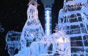 VOA常速英语:A Winter Wonderland Made of 2 Million Pounds of Ice