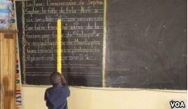 非洲学校讨论是否用当地语言授课