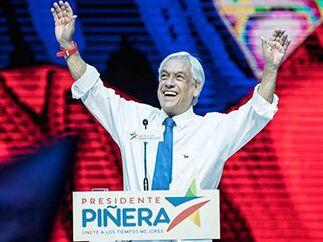 国际英语新闻:Sebastian Pinera triumphs in Chile elections, returns to presidency