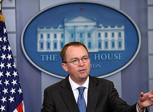 国际英语新闻:White House says it prepares for gov't shutdown