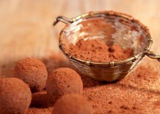 实战口语情景对话 第1107期:Truffle Time 松露巧克力