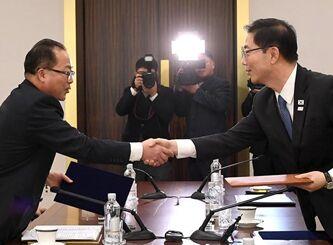 国际英语新闻:S.Korea, DPRK agree to march, cheer together during 2018 Winter Olympics