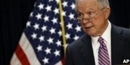 VOA慢速英语:美国司法部长结束奥巴马的大麻政策