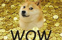 """""""狗狗币""""市值突破20亿美元!没错,就是大家熟知的那个Doge"""