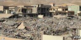 VOA常速英语:More Funding for Iraq's Minorities
