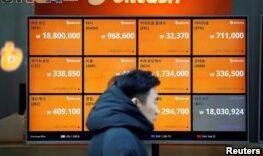钱柜777官方网站:比特币价格惨遭腰斩