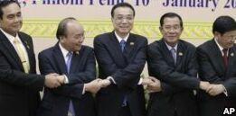 中国集团希望在湄公河进一步发展
