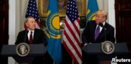 VOA常速英语:U.S. - Kazakh Relations Strong