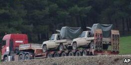 土耳其加强对叙利亚库尔德民兵的攻势