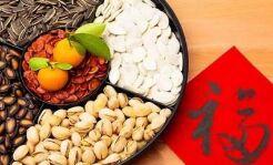 VOA慢速英语:农历新年的幸运食物