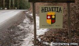 VOA慢速英语:小西弗吉尼亚社区保持瑞士文化