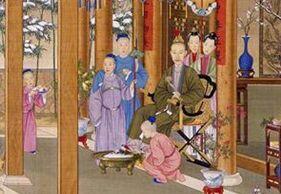 中国古代皇家如何庆祝春节