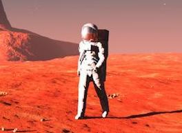 实战口语情景对话 第1155期:Life on Mars 火星上的生活