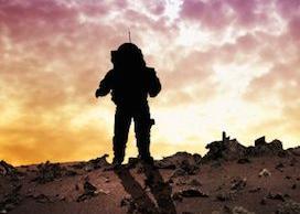 实战口语情景对话 第1156期:Going to Mars 去火星