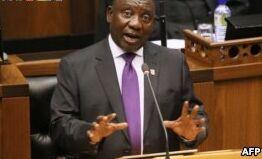 VOA慢速英语:透明国际:腐败仍然是非洲的一个问题