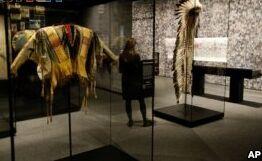 VOA慢速英语:美国文化中的美国土著形象