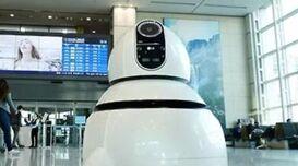 VOA慢速英语:机器人在平昌冬奥会场外的滑雪赛道上同场竞技