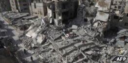 VOA常速英语:U.S. Condemns Assad's Ghouta Offensive