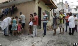 不信任伤害巴西黄热病疫苗运动