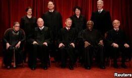 VOA慢速英语:美国最高法院的崛起