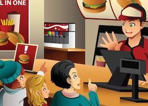 实战口语情景对话 第1173期:Burger Barn 巴恩汉堡