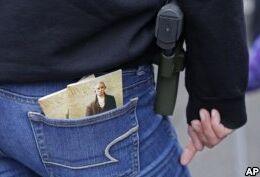 钱柜777官方网站:美国最高法院关于枪支的说法是什么?