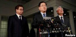 日本首相安倍:朝鲜必须言行一致