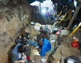 VOA慢速英语:南非人在火山的喷发中安然无恙