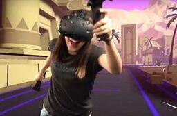 VOA慢速英语:利用虚拟现实技术让用户爱上运动