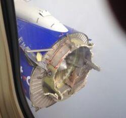 VOA慢速英语:美国飞机事故后下令检查发动机