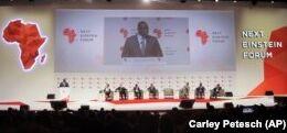 """VOA慢速英语:鼓励年轻的非洲科学家成为""""下一个爱因斯坦"""""""
