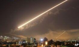 VOA慢速英语:美国对叙利亚的袭击向朝鲜传递了什么信息