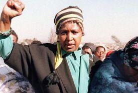 BBC在线收听下载:纪念反种族隔离战士温妮・曼德拉