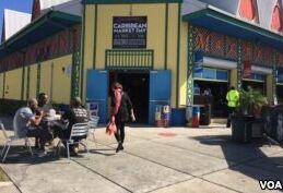 VOA慢速英语:让迈阿密的小海地社区再次伟大起来
