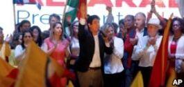 VOA常速英语:A Model Election in Costa Rica